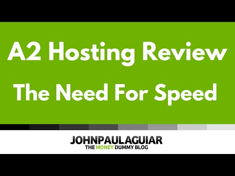 A2 Hosting Review - Fast and Secure Hosting