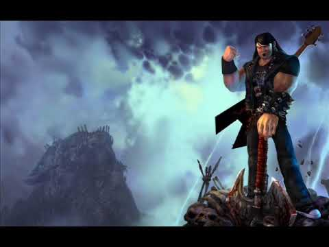 Brutal Legend Soundtrack  Accept  Fast As A Shark