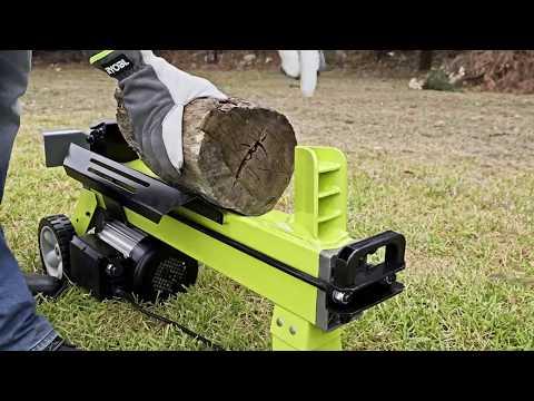 RYOBI: 2200W 5 Tonne Electric Log Splitter