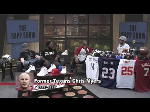Chris Myers joins The Rapp Show TV & Boomer talks Ole Miss Spring Football