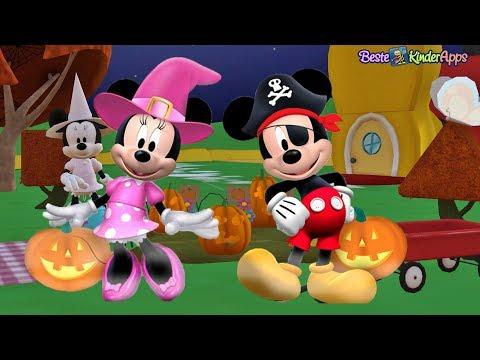 Halloween im Micky Maus Wunderhaus 🎃 App für Kinder (deutsch)