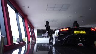 My Lamborghini Aventador S Roadster Delivery!