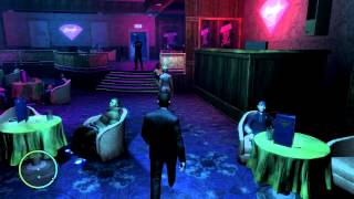 GTA IV strip club rampage with Roman