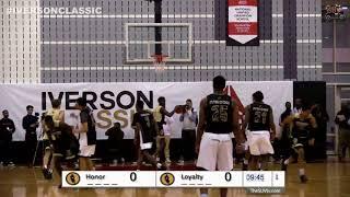 2018 Allen Iverson Roundball Classic - Mac McClung, Javonte Smart, Kevin Porter Jr. & Shareef O'Neal