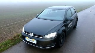 2012 VW GOLF 7 1.4 TSI BlueMotion Highline Exterieur in Detail [1/13]