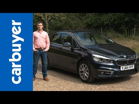 BMW 2 Series Active Tourer MPV 2014 review - Carbuyer