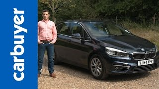 BMW 2-Series Active Tourer 2015 Videos