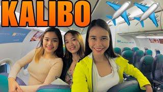 Cute Filipinas Night trip to Kalibo Aklan | Philippines 🇵🇭