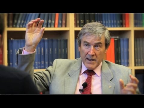 Prof. Paul Davies - A Conversation - YouTube