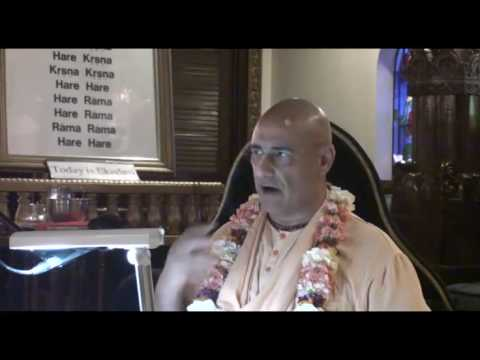 Lecture - Ramai Swami - SB 8.11.9-10