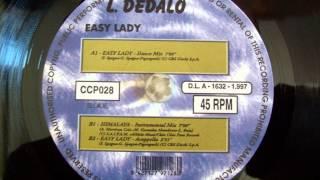 L. DEDALO - Easy Lady(Dance Mix)A