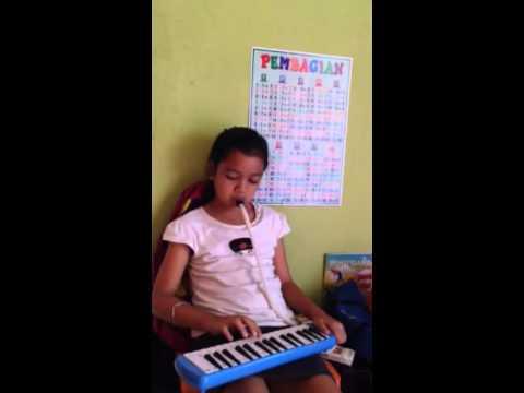 Chord piano lagu indonesia pusaka