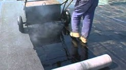Hot Applied Modified Bitumen Roofing System -- Application Excellence
