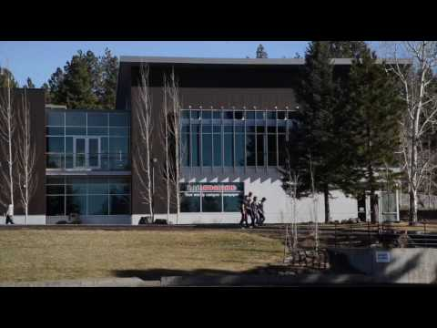 Central Oregon Community College in Bend, Oegon