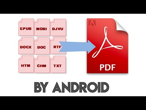 Text To PDF Converter | Create PDF Just In A Click  - Android