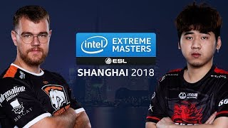CS:GO - Virtus.Pro vs. TyLoo [Train] Map 1 - Semifinals - IEM Shanghai at ChinaJoy 2018