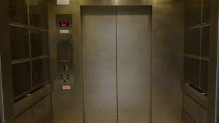 ElevExploring tour of Houston Hobby Airport: 4 Montgomery & 2 ESCO elevators - Elevator Tour!