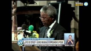 Visión 7: A los 95 años, murió Nelson Mandela