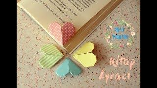Kitap Ayracı / DIY