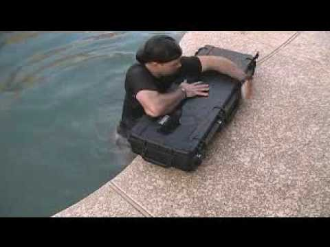 SKB 3i Series Tactical Weapons Case  Part 2