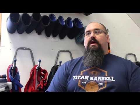 Finding Strength- Titan Barbell- Medford, MA