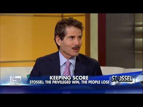 John Stossel: Richest Counties In U.S. Surround Washington DC