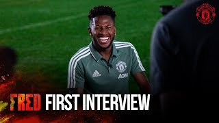 Fred's First Interview: