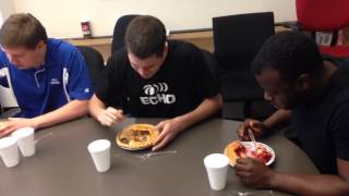 Echo Dallas Second Annual Pie Eating Competition