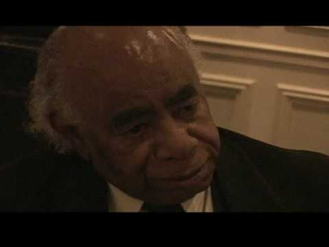 Roscoe Lee Browne, A Moment In Time