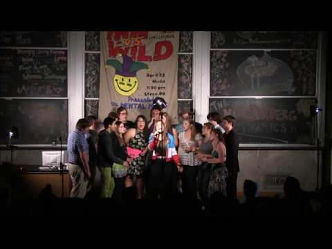 Special Spot (Hallelujah Parody) - Mental Notes Spring 2016