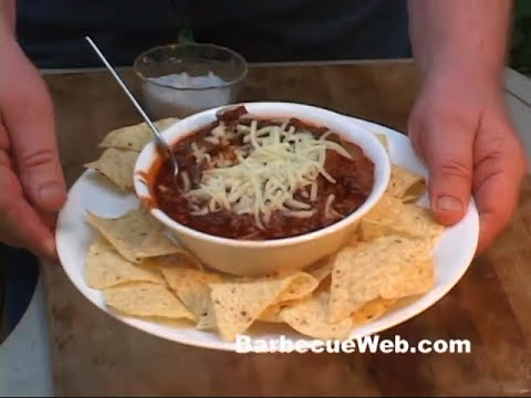 Beef Chili recipe by the BBQ Pit Boys
