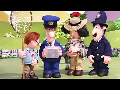 Postman Pat   Big Butterflies   Postman Pat Full Episodes   Kids Cartoon   Videos For Kids