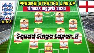 Prediksi Lineup Formasi Inggris 2020   UEFA Nations League 2020/2021