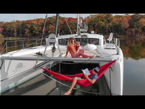 BOAT LIFE: Our Version of ISOLATION Ep.240