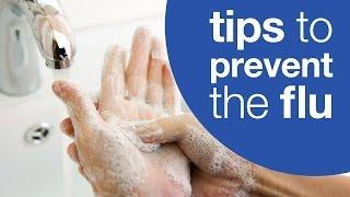 How to prevent tнe flu