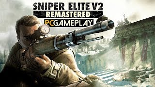 Sniper Elite V2 Remastered Gameplay (PC HD)