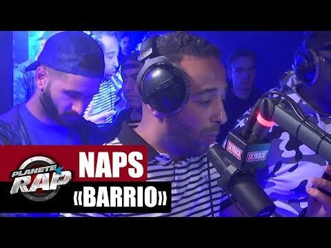"""Naps """"Barrio"""" en live #PlanèteRap"""