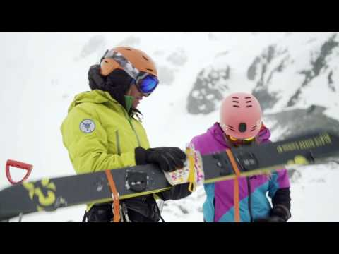 How to Build an Anchor with Skis or a Splitboard - Ski Mountaineering Tips - G3 University