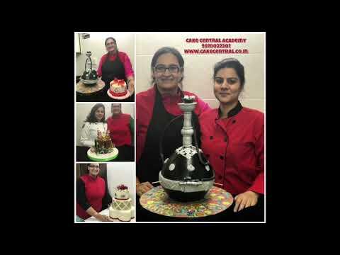 Baking Classes In Delhi | Cake Decoration Classes & Courses Delhi | Fondant Craft Classes Delhi