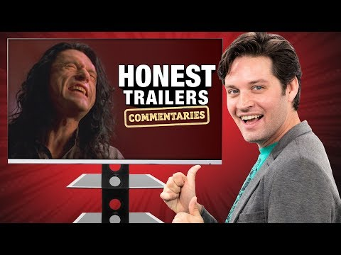 Honest Trailer Commentaries - The Room