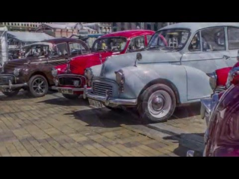 Vintage Cars In Mauritius