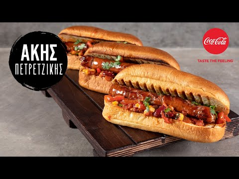 Spicy Hot Dogs | Kitchen Lab By Akis Petretzikis