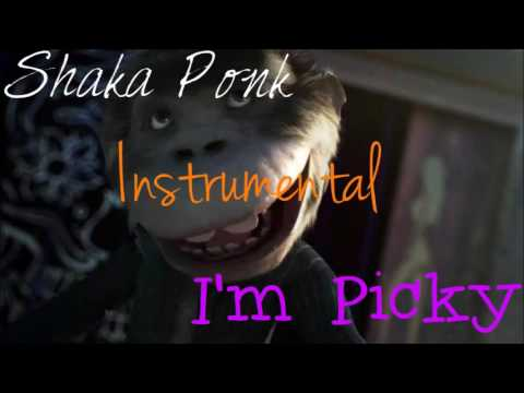 Shaka Ponk - I'm Picky Instrumental
