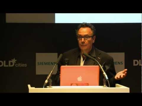 DLDcities 2012 - Cities as Creative Hubs (Peter Hirschberg)