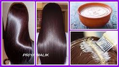 GET SHINY HAIR,SILKY HAIR, SOFT HAIR ,SMOOTH HAIR NATURALLY~ HOMEMADE HAIR MASK FOR DRY DAMAGED HAIR