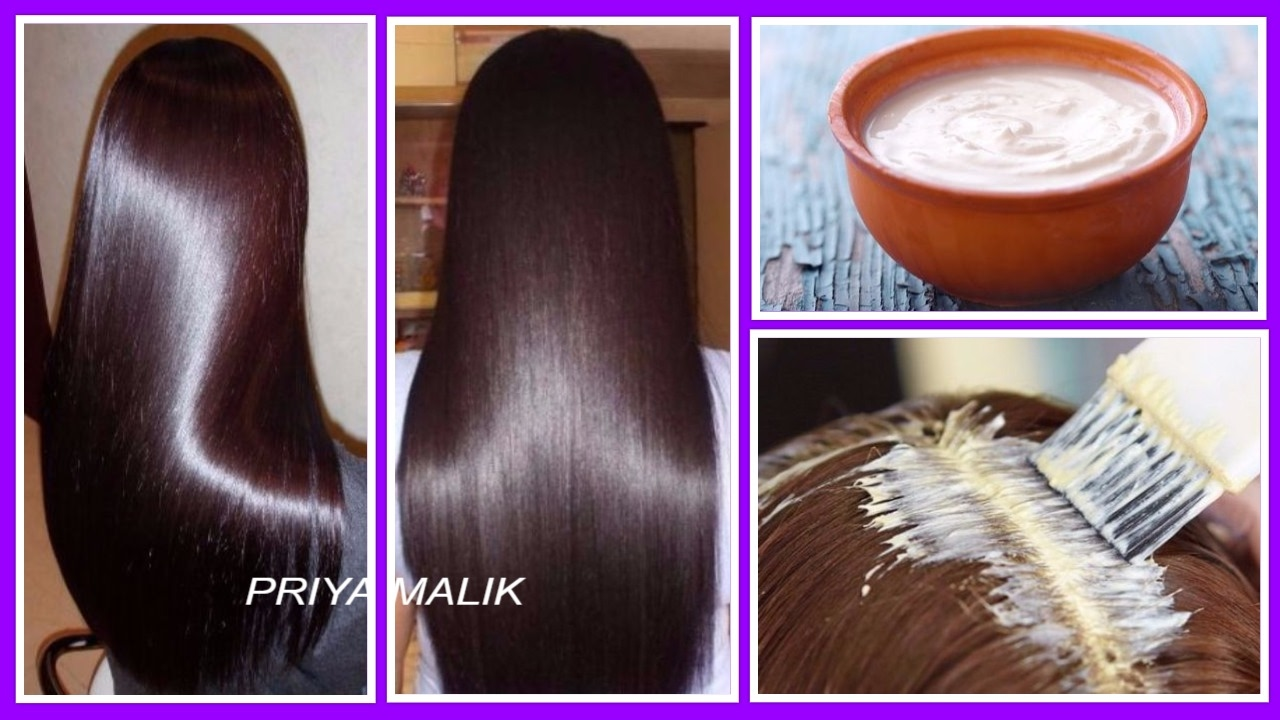 How to get shiny silky smooth hair naturally – Hair care tips