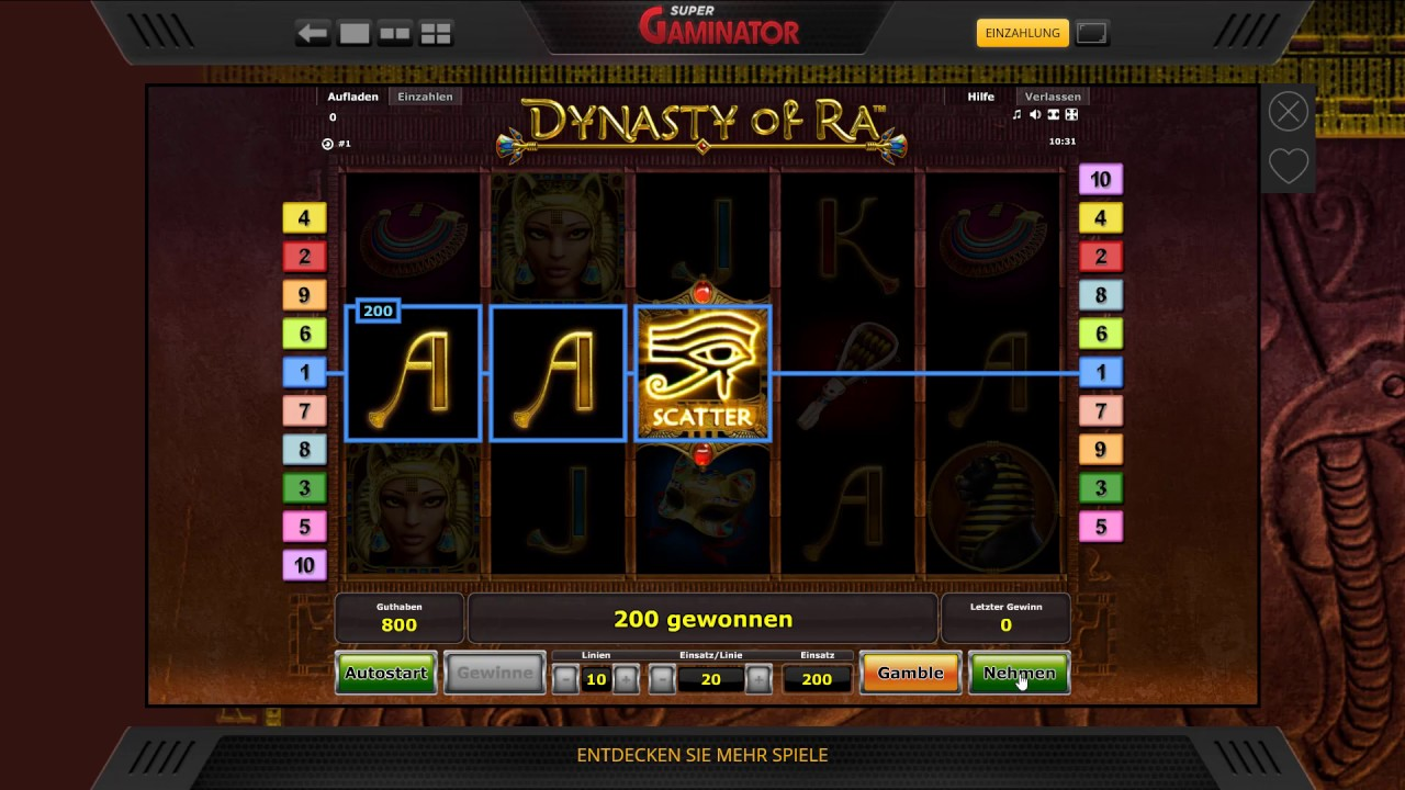spiel in casino westerburg