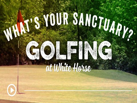 White Horse Golf Course | Golfing Near Chambers Bay