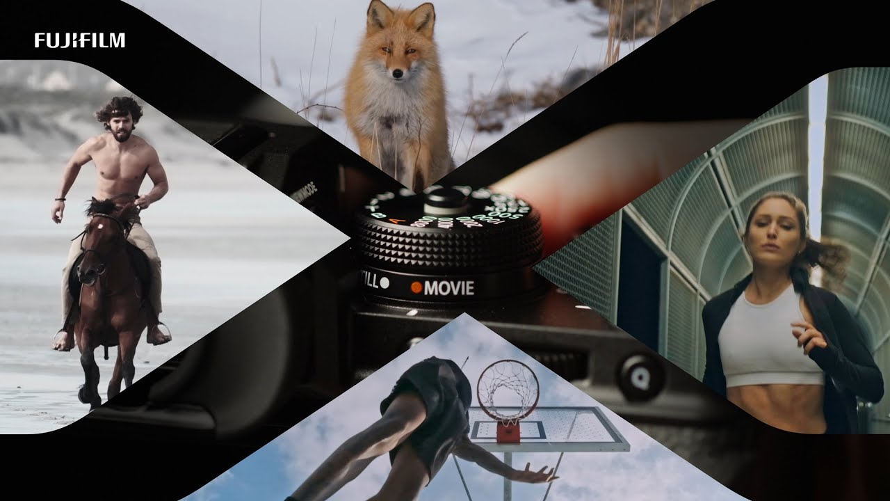 FUJIFILM X-T4 Promotional Video / FUJIFILM
