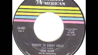 CHAD ALLAN & REFLECTIONS-TRIBUTE TO BUDDY HOLLY